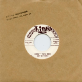 Ken Boothe - Can't You See / I Remember Someone (Links Records / Dub Store) JPN 7""